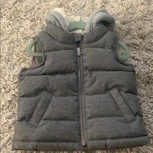 Super cute puffer vest